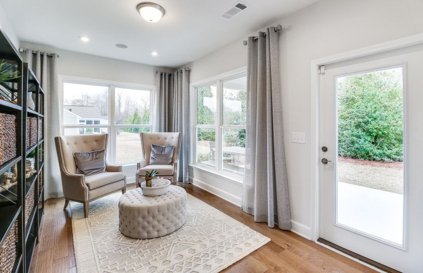 Living Area featured in the Taft Street By Del Webb in Atlanta, GA