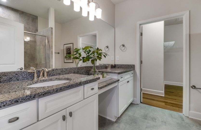 Bathroom featured in the Taft Street By Del Webb in Atlanta, GA
