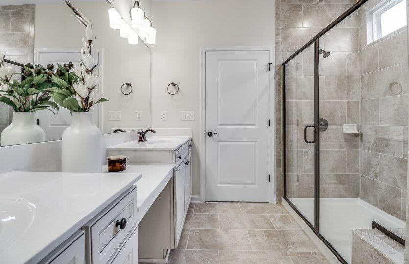 Bathroom featured in the Abbeyville By Del Webb in Atlanta, GA