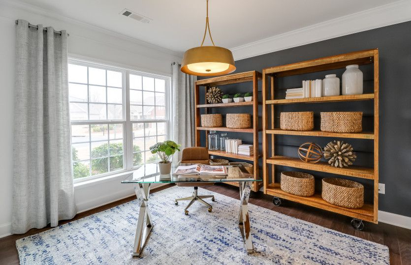 Living Area featured in the Martin Ray By Del Webb in Atlanta, GA
