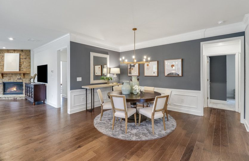 Kitchen featured in the Martin Ray By Del Webb in Atlanta, GA