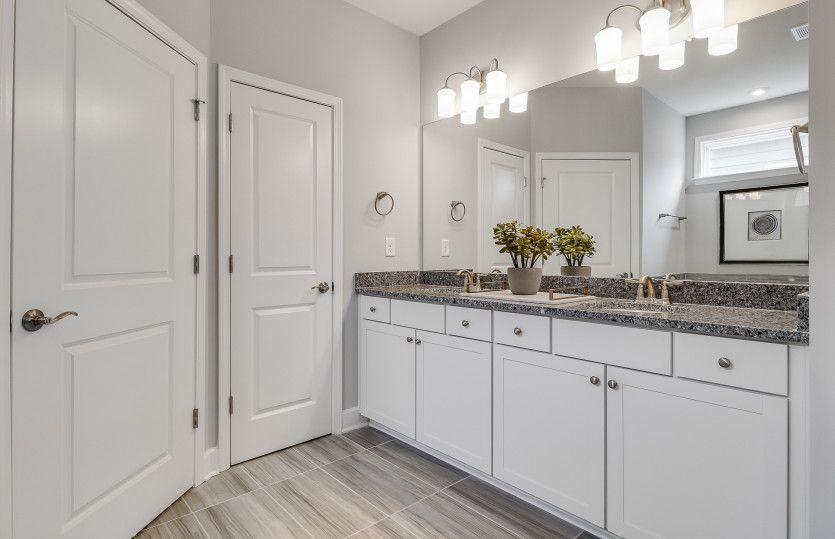 Bathroom featured in the Martin Ray By Del Webb in Atlanta, GA