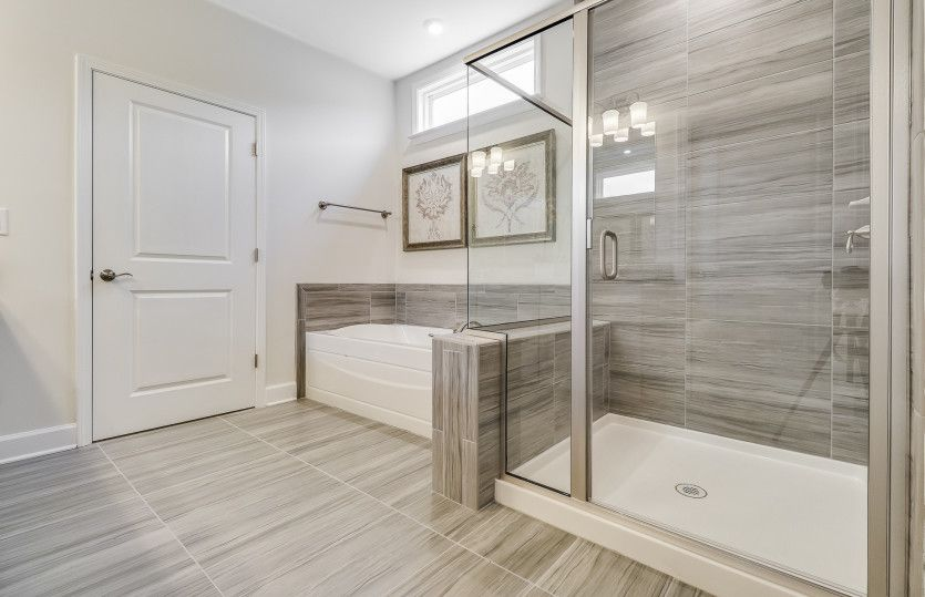 Bathroom featured in the Dunwoody Way By Del Webb in Atlanta, GA