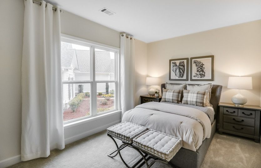 Bedroom featured in the Dunwoody Way By Del Webb in Atlanta, GA