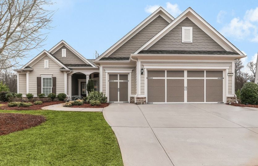 Exterior featured in the Napa Valley By Del Webb in Athens, GA