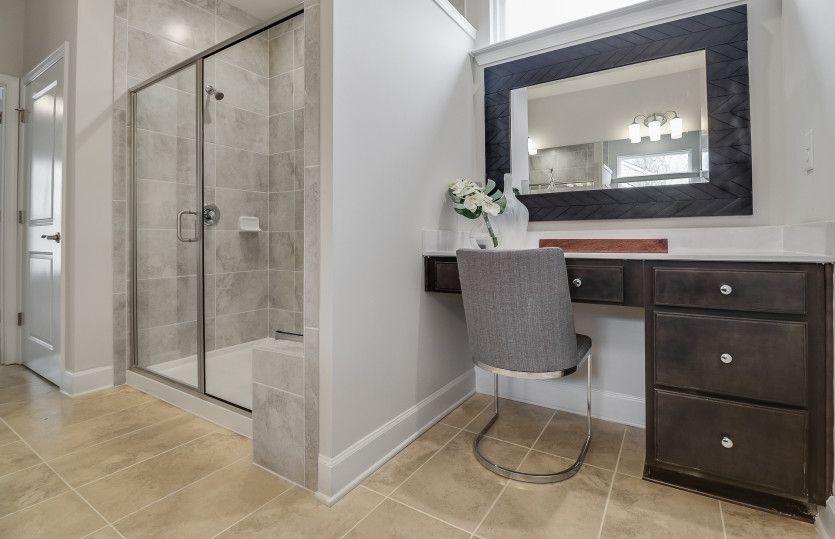 Bathroom featured in the Napa Valley By Del Webb in Atlanta, GA