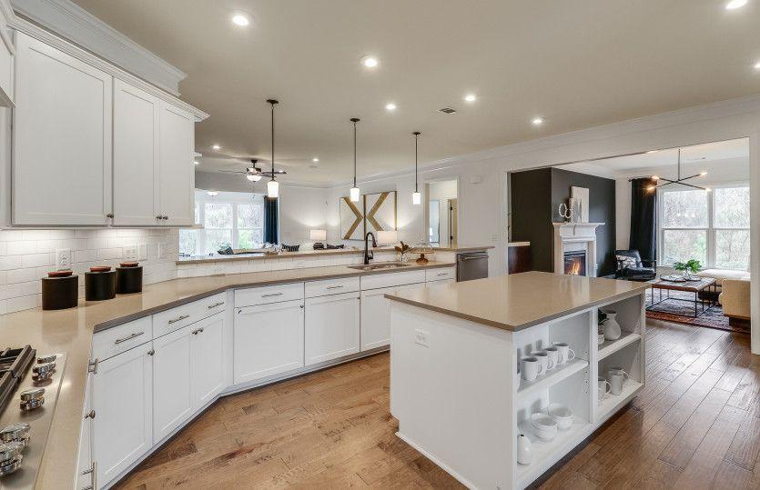 Kitchen featured in the Sonoma Cove By Del Webb in Atlanta, GA