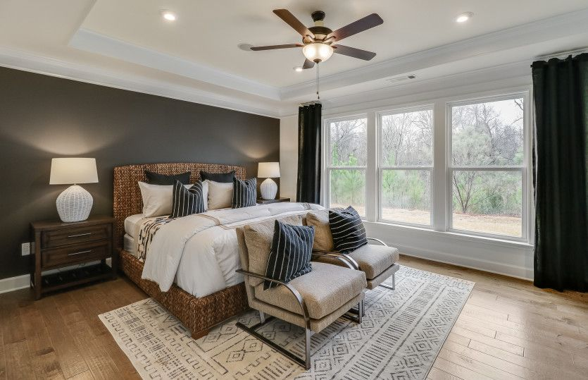 Bedroom featured in the Sonoma Cove By Del Webb in Atlanta, GA