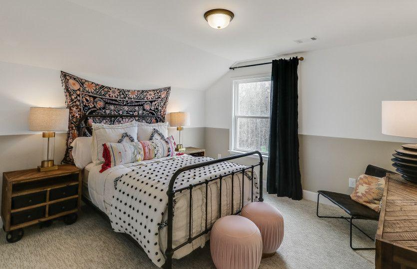 Bedroom featured in the Sonoma Cove By Del Webb in Atlanta, GA