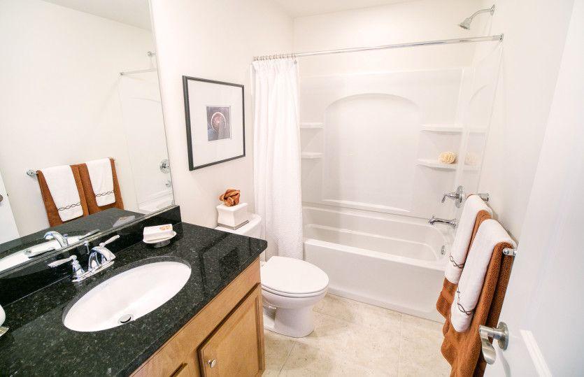 Bathroom featured in the Morgan By Del Webb in New Haven-Meriden, CT