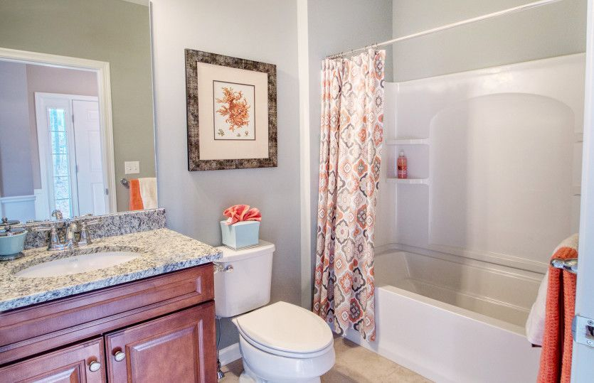 Bathroom featured in the Florence By Del Webb in New Haven-Meriden, CT