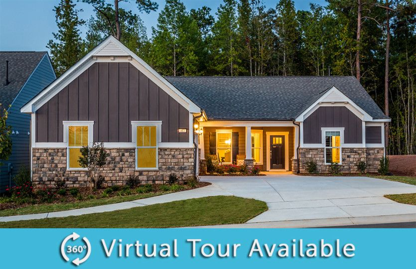 Exterior featured in the Napa Valley By Del Webb in Raleigh-Durham-Chapel Hill, NC