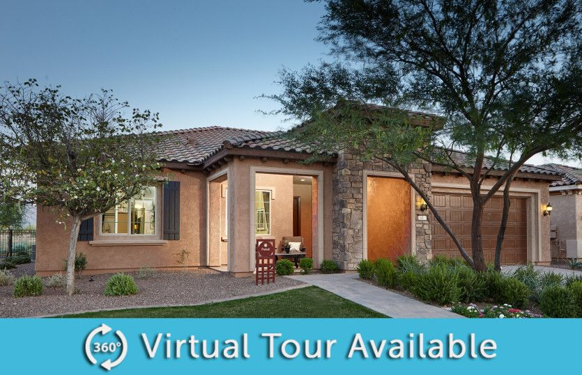 Exterior featured in the Pursuit By Del Webb in Tucson, AZ