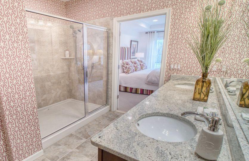 Bathroom featured in the Alden By Del Webb in New Haven-Meriden, CT