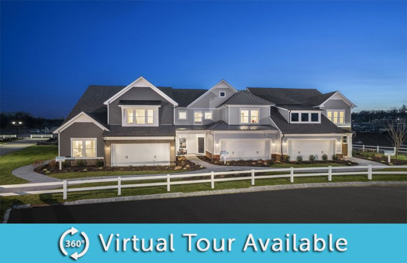Turin:Turin Townhome Design At Florham Park