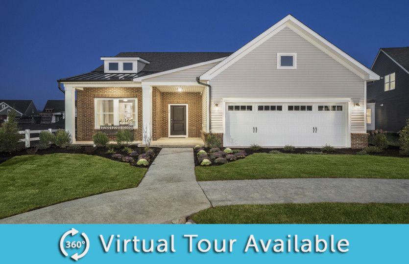 Exterior featured in the Martin Ray By Del Webb in Morris County, NJ