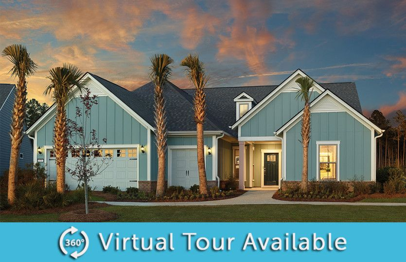 Exterior featured in the Dunwoody Way By Del Webb in Myrtle Beach, SC