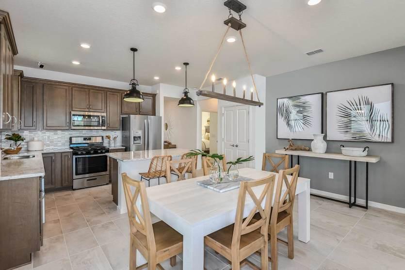 Kitchen featured in the Ellenwood By Del Webb in Orlando, FL