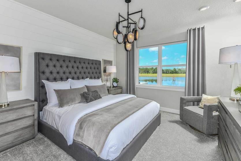 Bedroom featured in the Prosperity By Del Webb in Orlando, FL