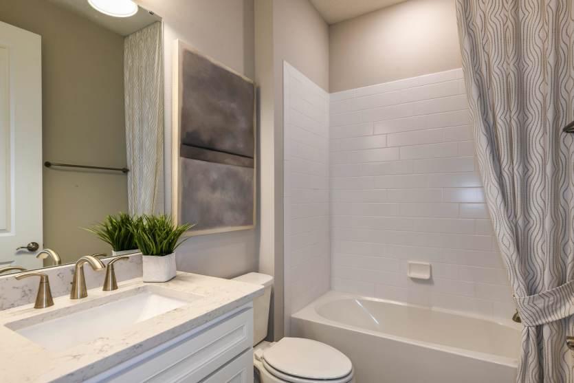 Bathroom featured in the Prosperity By Del Webb in Orlando, FL