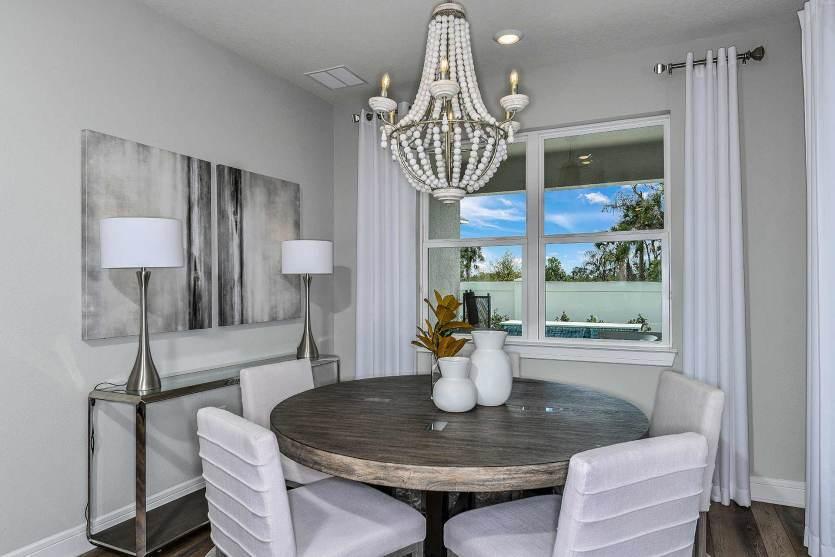 Kitchen featured in the Mystique By Del Webb in Orlando, FL