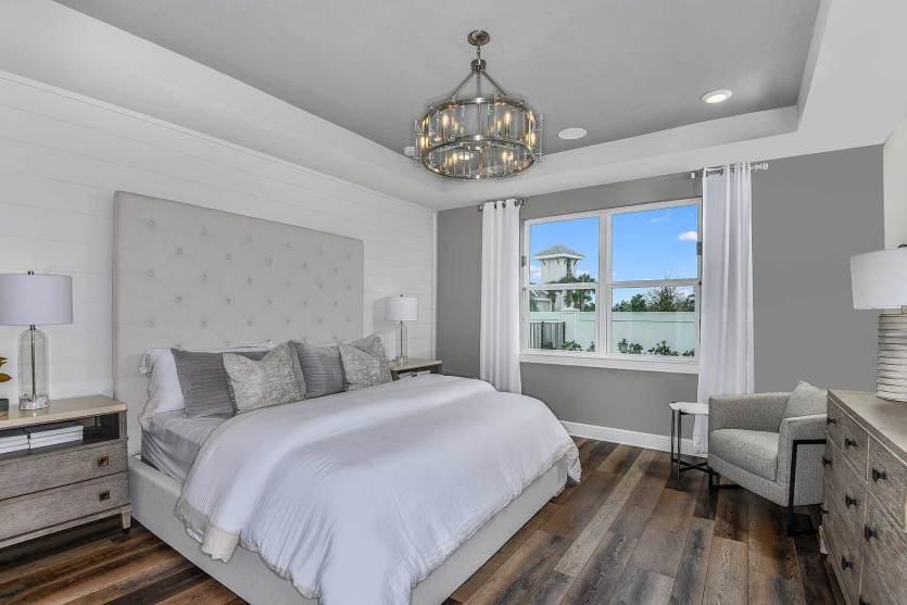 Bedroom featured in the Mystique By Del Webb in Orlando, FL