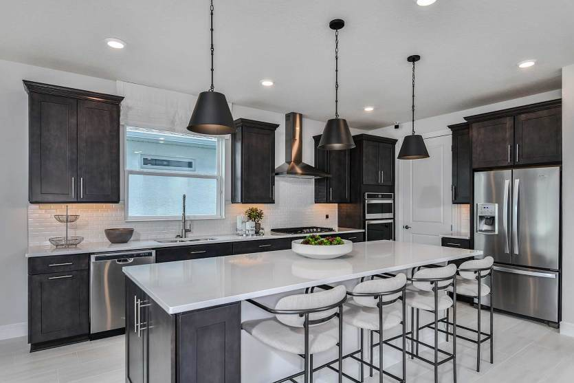 Kitchen featured in the Mainstay By Del Webb in Orlando, FL