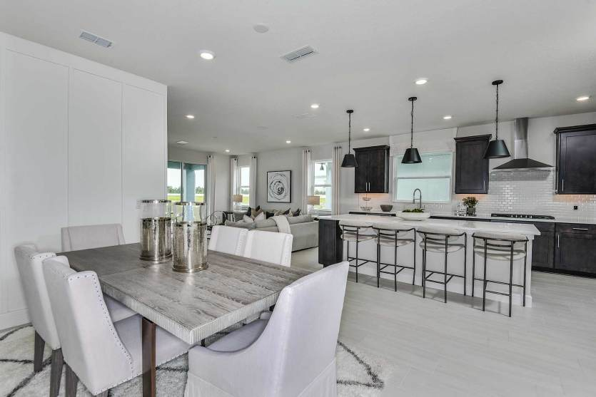Living Area featured in the Mainstay By Del Webb in Orlando, FL