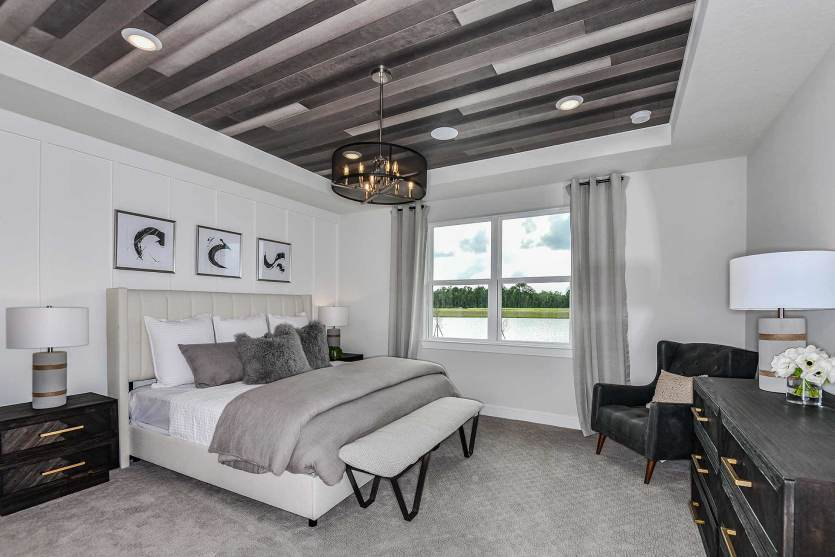 Bedroom featured in the Mainstay By Del Webb in Orlando, FL