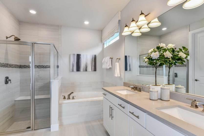 Bathroom featured in the Mainstay By Del Webb in Orlando, FL