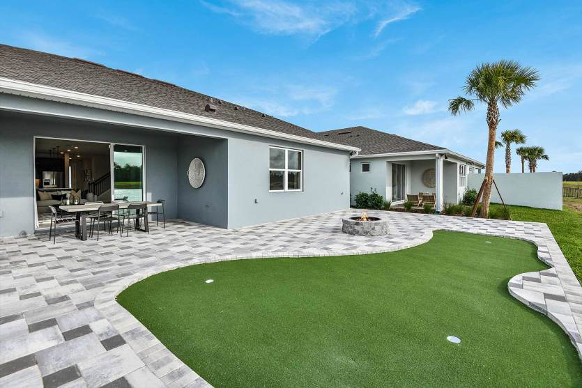 Exterior featured in the Mainstay By Del Webb in Orlando, FL