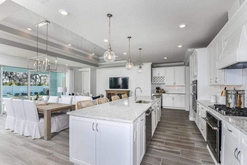 Kitchen featured in the Stardom By Del Webb in Orlando, FL