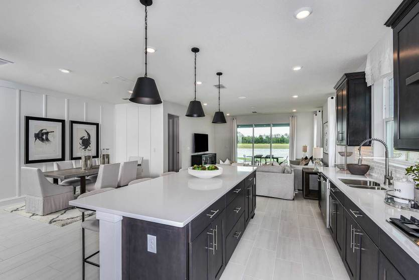 Kitchen featured in the Mainstay Grand By Del Webb in Orlando, FL