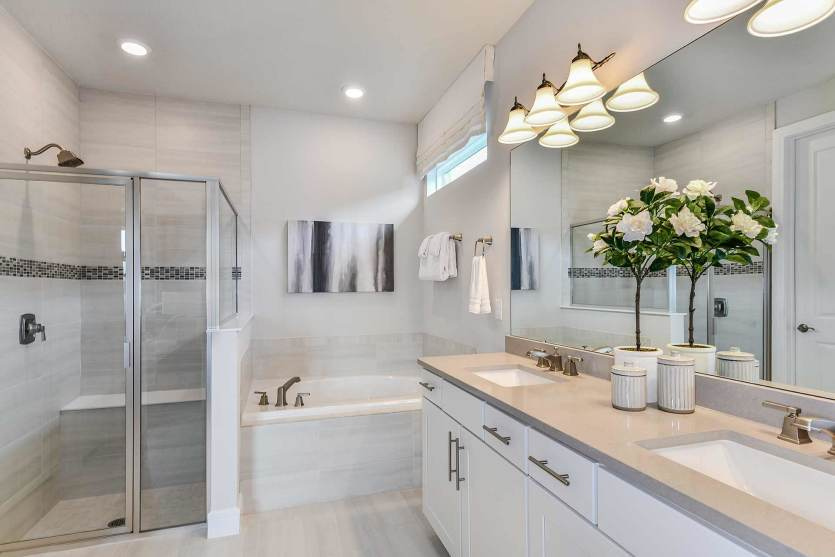 Bathroom featured in the Mainstay Grand By Del Webb in Orlando, FL
