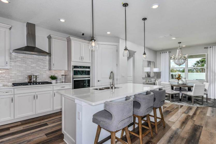 Kitchen featured in the Mystique Grand By Del Webb in Orlando, FL