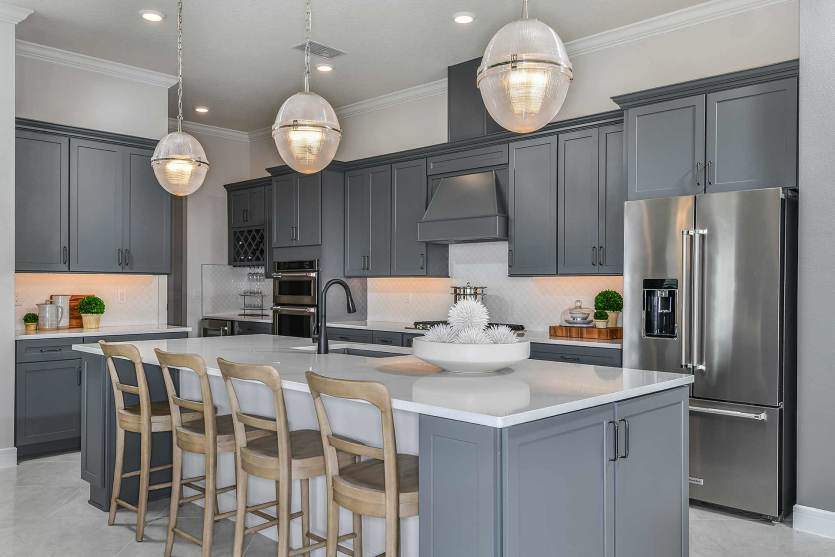 Kitchen featured in the Renown By Del Webb in Orlando, FL