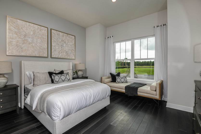 Bedroom featured in the Renown By Del Webb in Orlando, FL