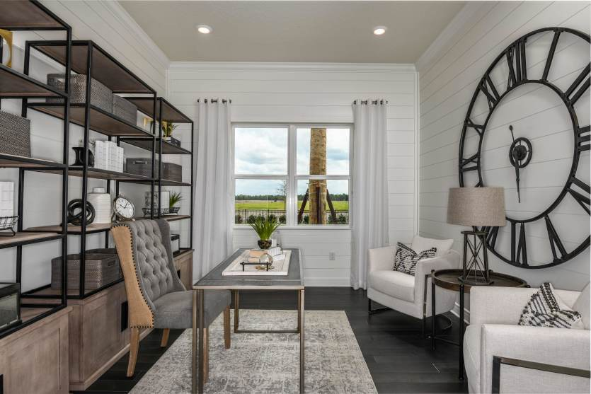 Living Area featured in the Renown By Del Webb in Orlando, FL