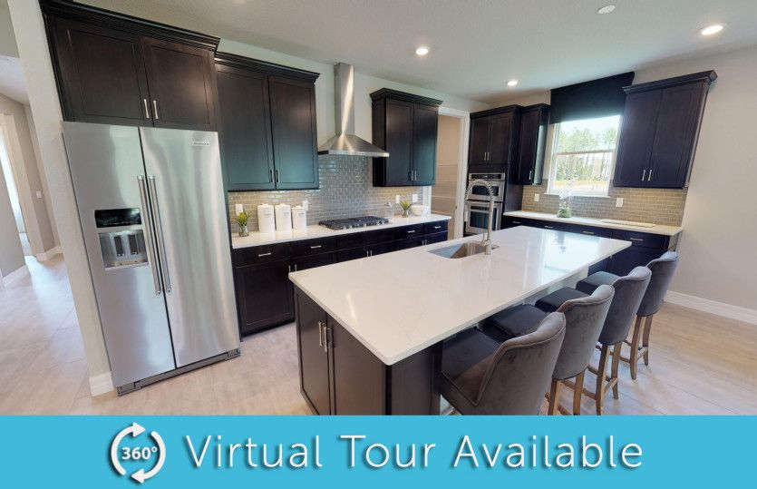 Kitchen featured in the Palmary By Del Webb in Jacksonville-St. Augustine, FL