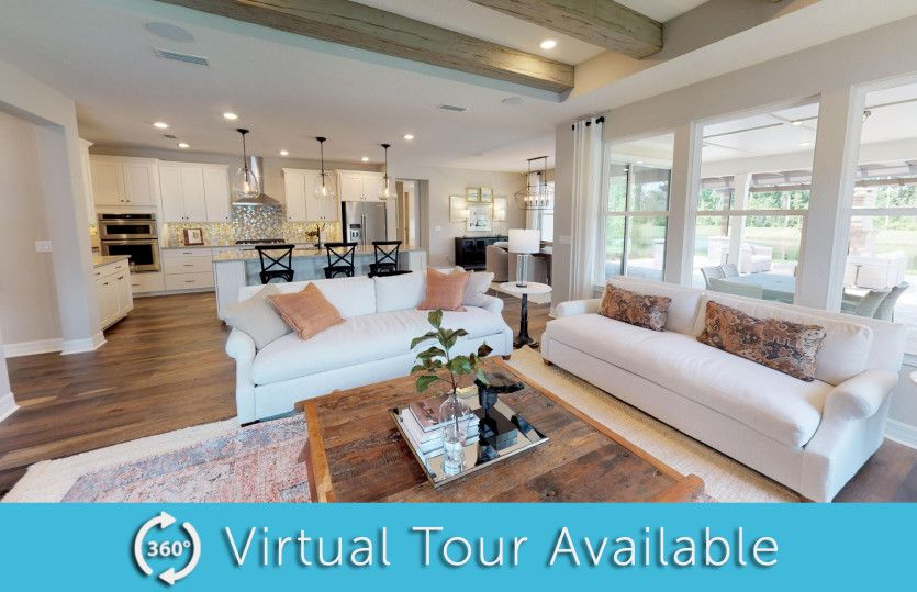 Living Area featured in the Renown By Del Webb in Jacksonville-St. Augustine, FL