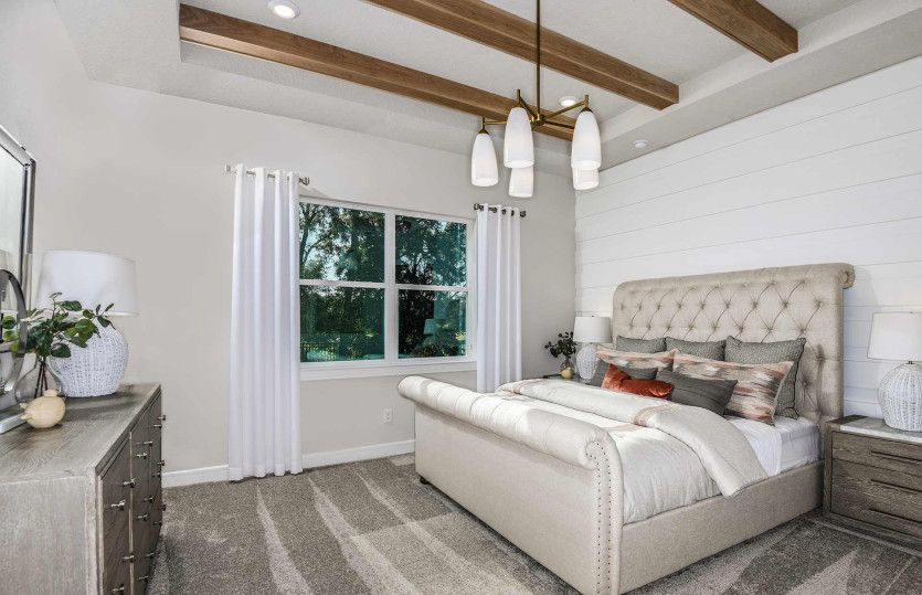 Bedroom featured in the Mainstay By Del Webb in Ocala, FL