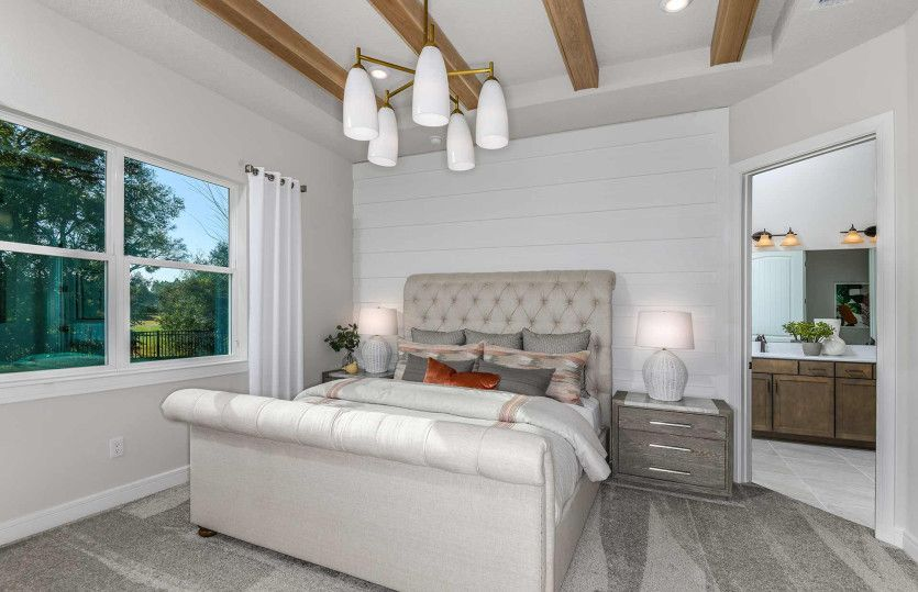 Bedroom featured in the Mainstay Grand By Del Webb in Tampa-St. Petersburg, FL
