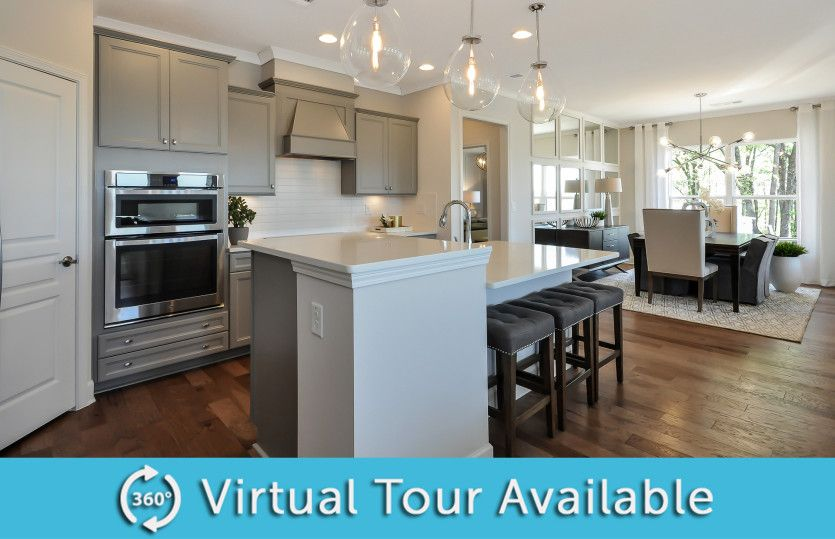 Kitchen featured in the Summerwood By Del Webb in Athens, GA