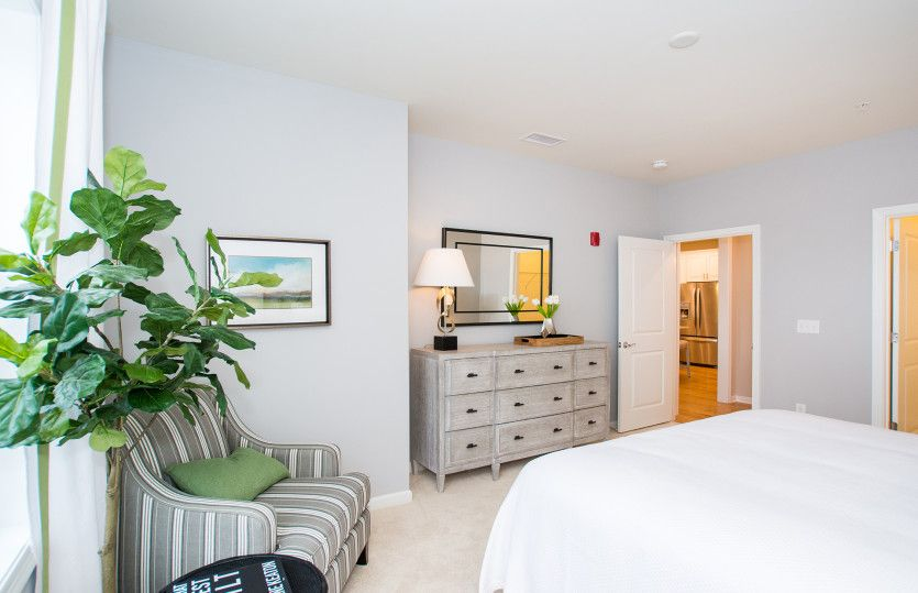 Bedroom featured in the Morris By Del Webb in Worcester, MA
