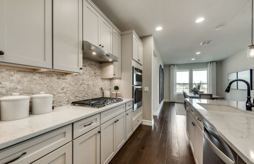 Kitchen featured in the Summerwood By Del Webb in Houston, TX