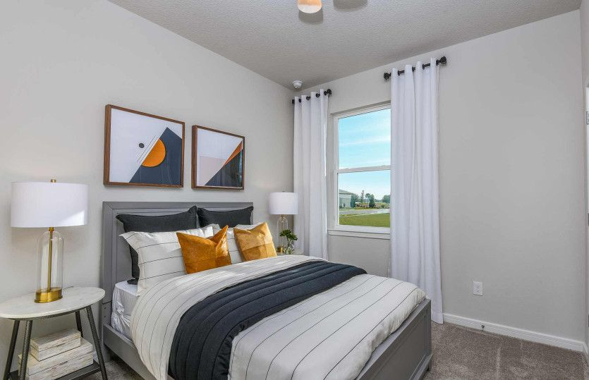 Bedroom featured in the Compass By Del Webb in Ocala, FL