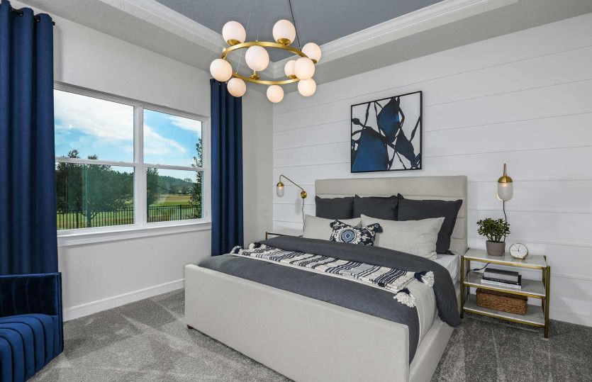 Bedroom featured in the Prestige By Del Webb in Ocala, FL
