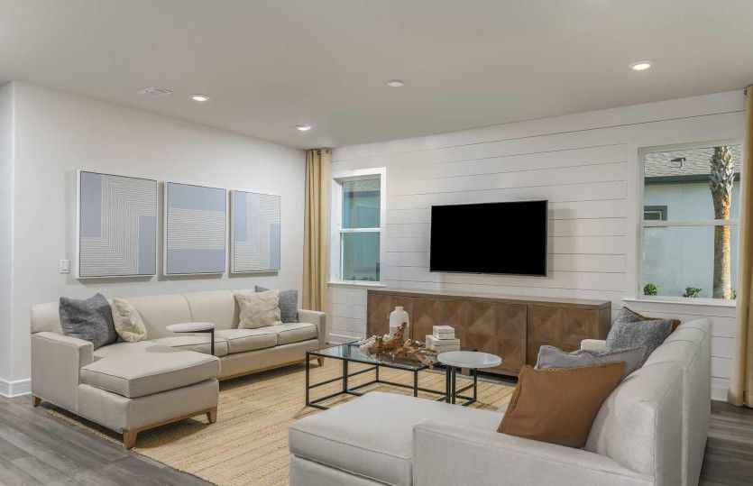 Living Area featured in the Mystique Grand By Del Webb in Ocala, FL