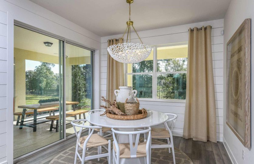 Kitchen featured in the Mystique Grand By Del Webb in Ocala, FL