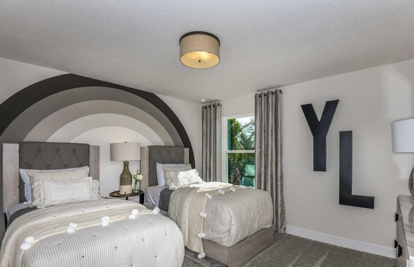 Bedroom featured in the Mystique Grand By Del Webb in Ocala, FL